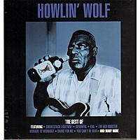 Виниловая пластинка HOWLIN' WOLF - THE BEST OF