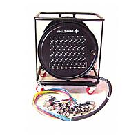 Мультикор XLR-XLR на барабане Schulz RADX 20/8