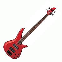 Бас-гитара Yamaha RBX-374 RED METALLIC