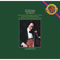 Виниловая пластинка YO-YO MA - BACH: UNACCOMPANIED CELLO SUITES (3 LP)