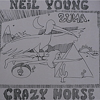 Виниловая пластинка NEIL YOUNG - ZUMA