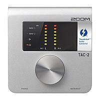 Внешняя студийная звуковая карта Zoom TAC-2