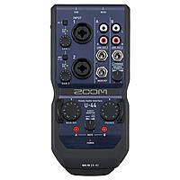 Внешняя студийная звуковая карта Zoom U-44
