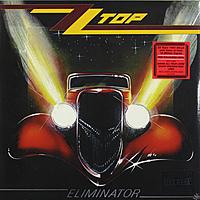 Виниловая пластинка ZZ TOP-ELIMINATOR