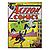 Стальной знак Superman - Action Comics No.33