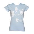 Футболка женская ABBA - Faces