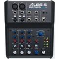 Аналоговый микшерный пульт Alesis MultiMix 4 USB FX