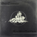 Виниловая пластинка BAD COMPANY - RUN WITH THE PACK (JAPAN ORIGINAL. 1ST PRESS) (винтаж)