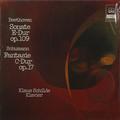 Виниловая пластинка BEETHOVEN - SCHILDE KLAVIER