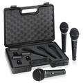 Вокальный микрофон Behringer XM1800S 3-PACK