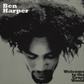 Виниловая пластинка BEN HARPER - WELCOME TO THE CRUEL WORLD