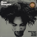 "Виниловая пластинка BEN HARPER - WELCOME TO THE CRUEL WORLD (LP + 7"")"