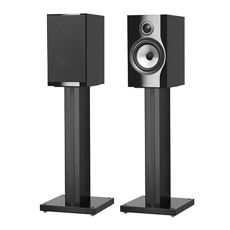Полочная акустика B&W 706 S2 Black Gloss профессиональный динамик нч sica 15s4pl 8 ohm