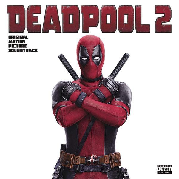 лучшая цена Саундтрек Саундтрек - Deadpool 2 (180 Gr)