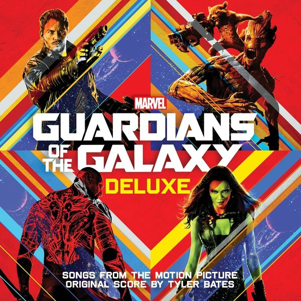 лучшая цена Саундтрек Саундтрек - Guardians Of The Galaxy - Deluxe (2 LP)