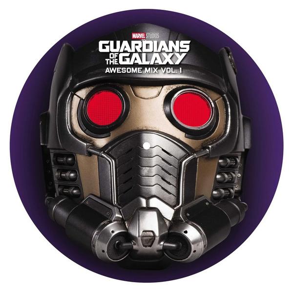 лучшая цена Саундтрек Саундтрек - Guardians Of The Galaxy (picture Disc)