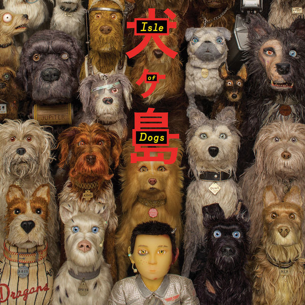 лучшая цена Саундтрек Саундтрек - Isle Of Dogs