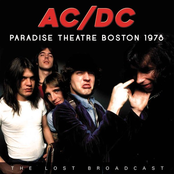 AC/DC AC/DC - Lost Broadcast Paradise Theatre 1978 (colour) инверторы и преобразователи switching power supply 20 ac dc 5v 800ma ac 85 265v dc 5v ac dc 210006 5v800ma switching power supply