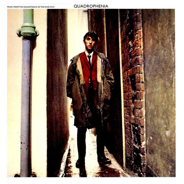 Саундтрек Саундтрек - Quadrophenia (2 Lp, Coloured) саундтрек саундтрек star wars a new hope 3 lp