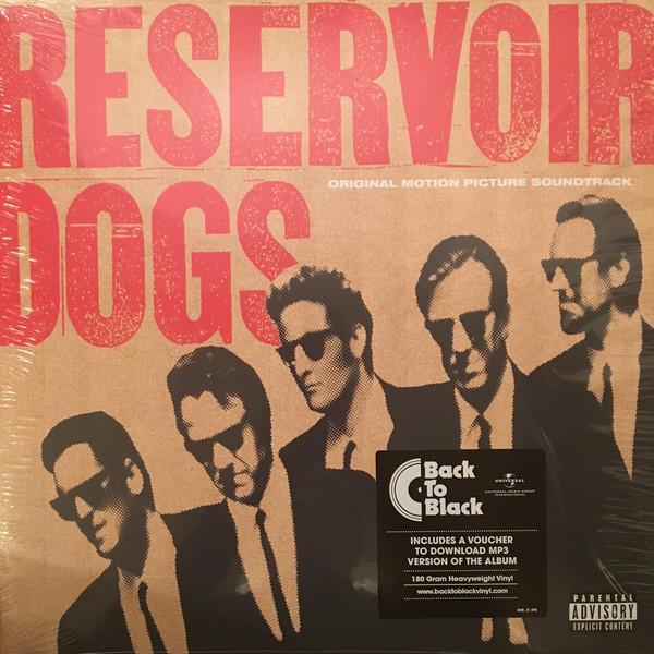 лучшая цена Саундтрек Саундтрек - Reservoir Dogs