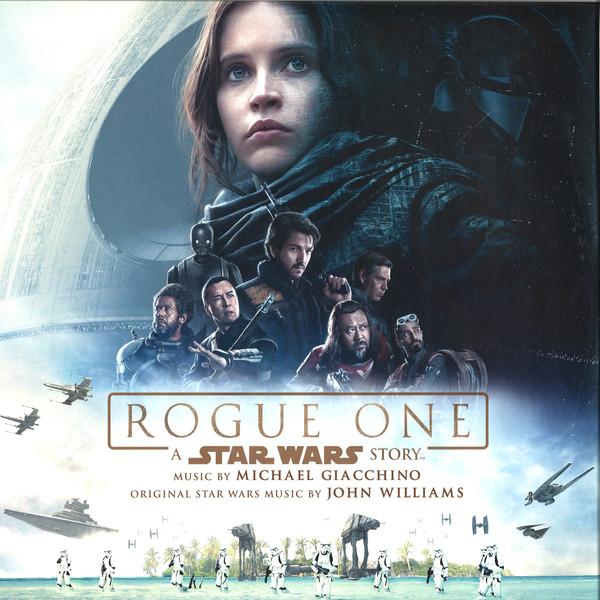 Саундтрек Саундтрек - Rogue One: A Star Wars Story (2 LP) саундтрек саундтрек star wars a new hope 3 lp