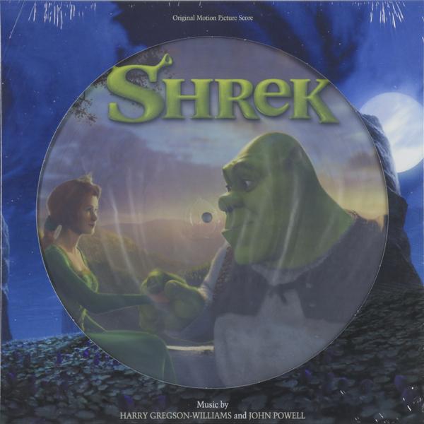 Саундтрек Саундтрек - Shrek (picture) майка print bar star shrek