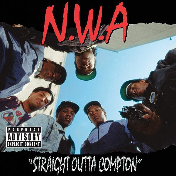 лучшая цена N.w.a. N.w.a. - Straight Outta Compton (colour)