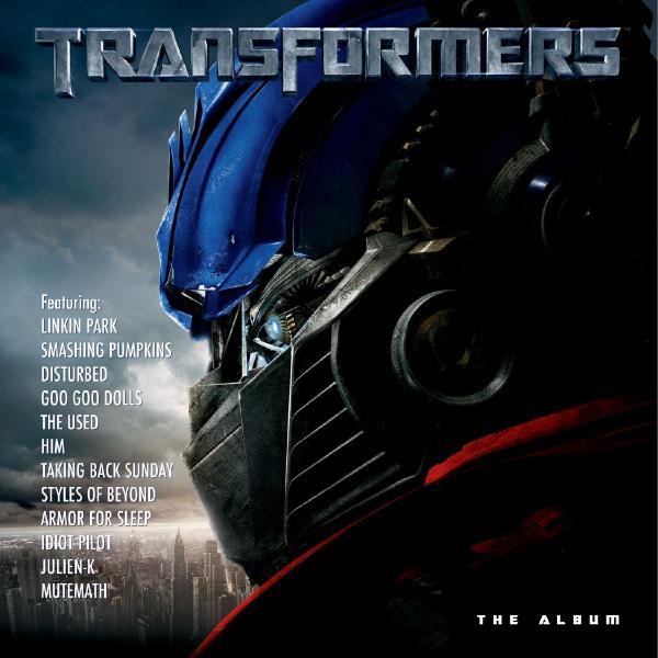 Саундтрек Саундтрек - Transformers: The Album (colour)