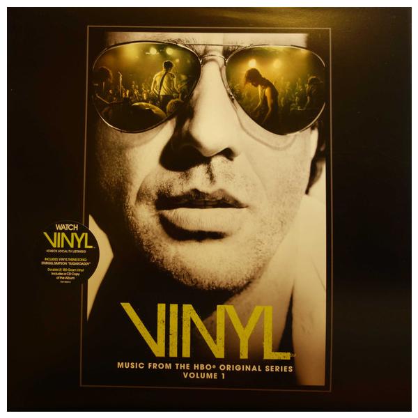 Саундтрек Саундтрек - Vinyl (2 Lp + Cd) саундтрек саундтрек star wars a new hope 3 lp