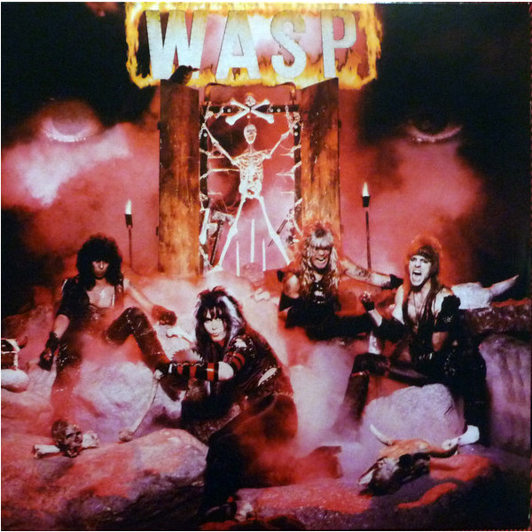 W.a.s.p. W.a.s.p. - Wasp mikado wasp