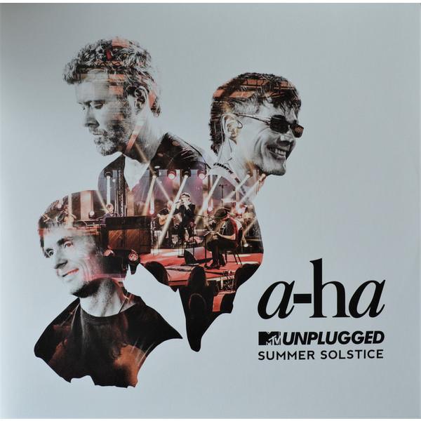 A-HA A-HA - Mtv Unplugged - Summer Solstice (3 LP) a ha a ha hunting high and low