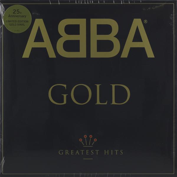 ABBA ABBA - Gold (coloured, 2 LP) abba abba the album lp