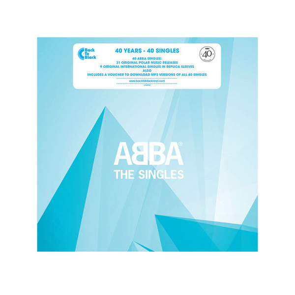 ABBA ABBA - Singles Box (40 X 7 ) abba in japan
