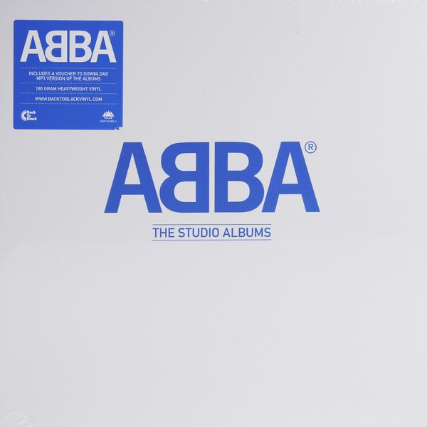 ABBA ABBA - Studio Albums (8 LP) abba in japan