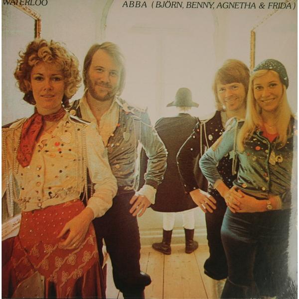 ABBA ABBA - Waterloo abba in japan