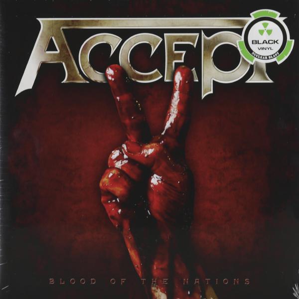 Accept Accept - Blood Of The Nations (2 LP) accept accept blind rage 2 lp
