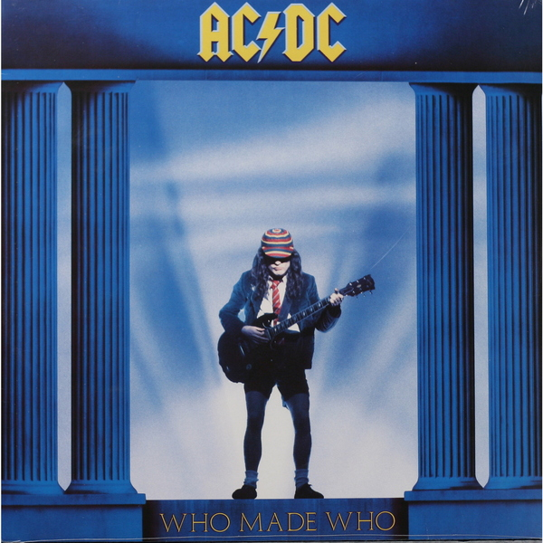 AC/DC AC/DC - Who Made Who ac dc ac dc who made who