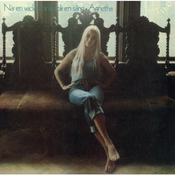 лучшая цена ABBA ABBAAgnetha Faltskog - Nar En Vacker Tanke Blir En Sang (180 Gr)