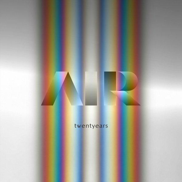 AIR AIR - Twentyears (2 Lp+3 Cd) air air the virgin suicides 15th anniversary 3 lp 2 cd