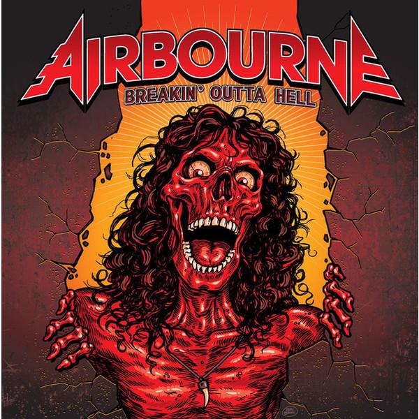 лучшая цена Airbourne Airbourne - Breakin' Outta Hell