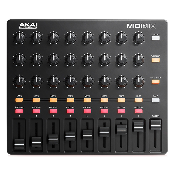 MIDI-контроллер AKAI Professional MIDIMIX недорого