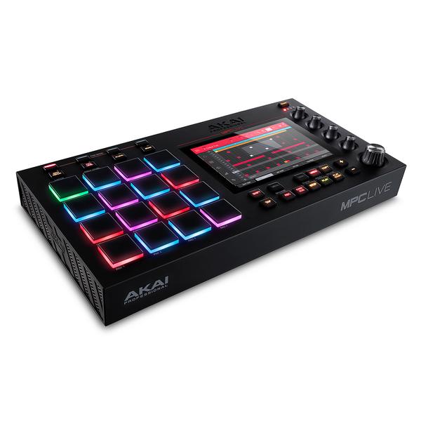 Синтезатор AKAI Professional MPC LIVE кейс для студийного оборудования thon case akai mpc 4000