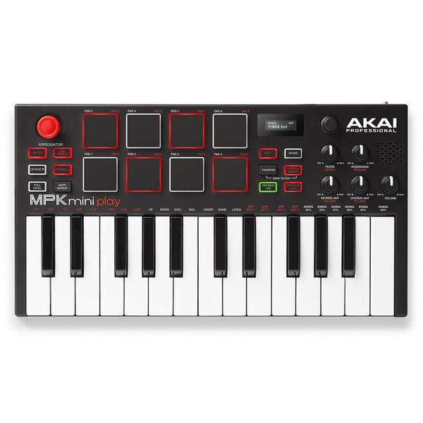 MIDI-клавиатура AKAI Professional MPK mini PLAY USB недорого