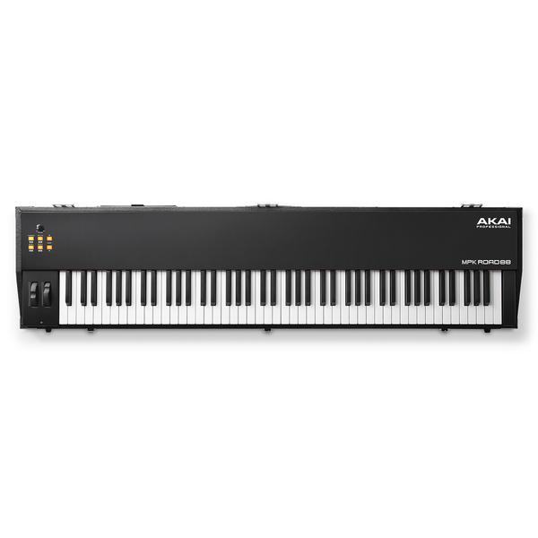 MIDI-клавиатура AKAI Professional MPK Road 88 midi клавиатура alesis v49