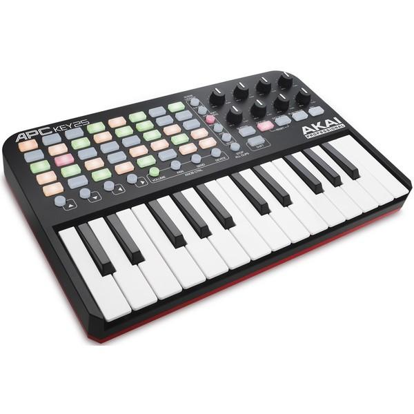 MIDI-клавиатура AKAI Professional APC Key 25 недорого