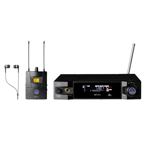 Система персонального мониторинга AKG IVM4500 Set BD7 (500.1 - 530.5) цена