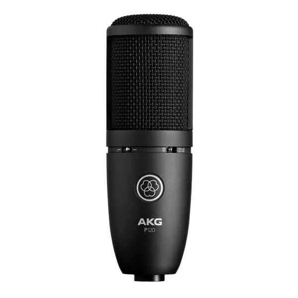 Студийный микрофон AKG P120 студийный микрофон akg c214