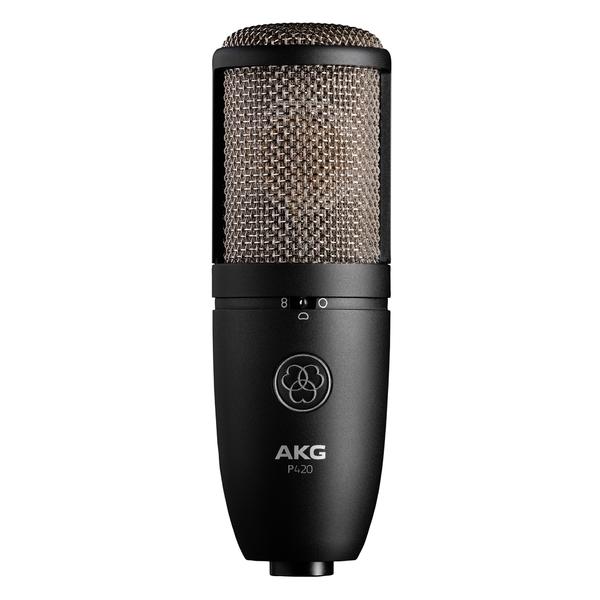 Студийный микрофон AKG P420 студийный микрофон akg c214