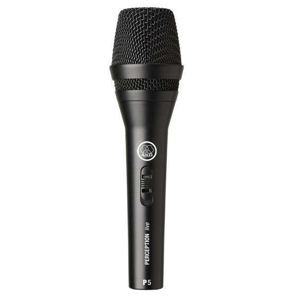 Вокальный микрофон AKG P5 S цена