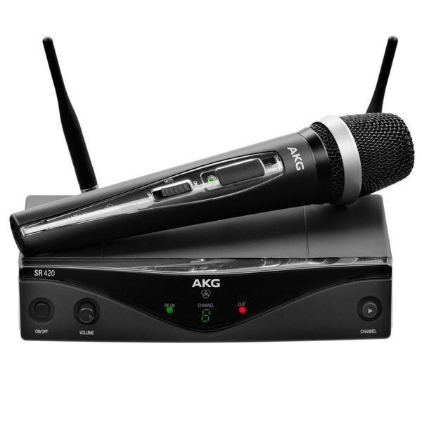 Радиосистема AKG WMS420 Vocal Set Band A цена